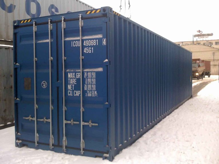40 39 hc container new containerstrade. Black Bedroom Furniture Sets. Home Design Ideas