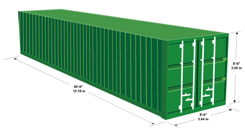 40 39 Container Used Containerstrade